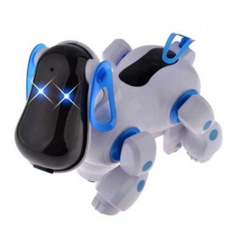 بازی ربات سگ موزیکال 1 500x500 - اسباب بازی ربات سگ موزیکال