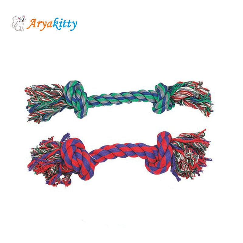 اسباب بازی سگ طناب جویدنی کنفی