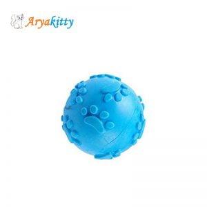 توپ بازی سگ صدا دار طرح پنجه
