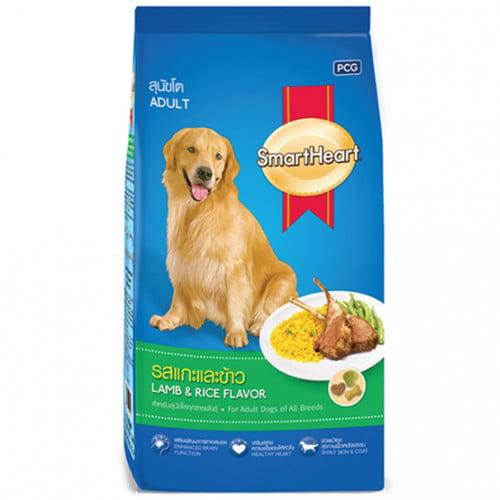 غذای خشک سگ اسمارت با طعم بره و برنج