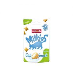 اسنک شیری حاوی امگا 3