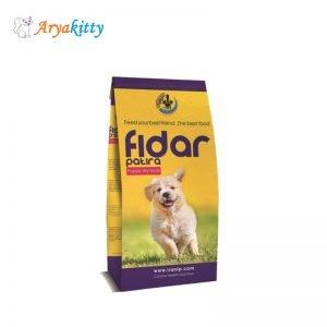 غذای خشک توله سگ نژاد بزرگ فیدار