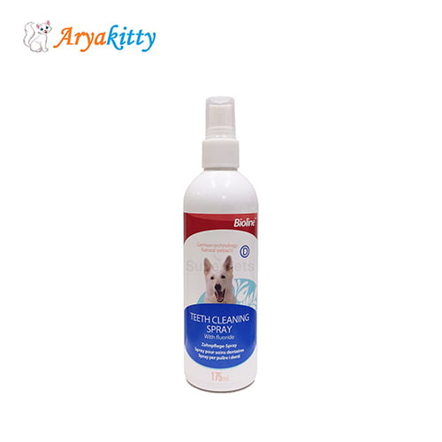 اسپری دندان سگ Bioline