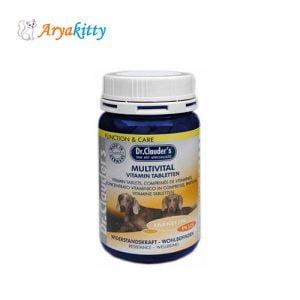 قرص مولتی ویتامین مخمری دکتر کلادرز