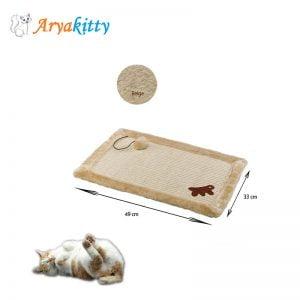 اسکرچر گربه فرپلاست. 300x300 - پت شاپ اینترنتی آریاکیتی