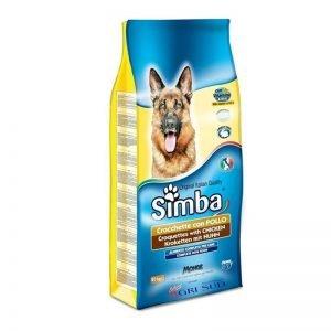 خشک سگ بالغ با طعم مرغ Simba 300x300 - غذای خشک سگ بالغ با طعم مرغ Simba