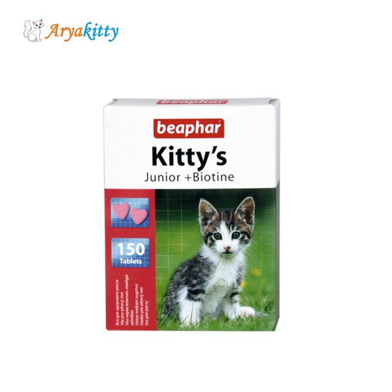 اسنک بچه گربه beaphar - beaphar kitty s