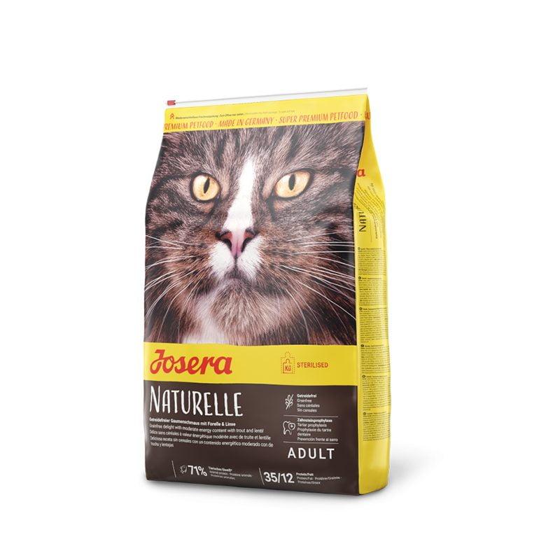غذای گربه دنتال جوسرا فاقد غلات - josera naturelle
