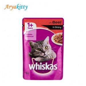 گربه ویسکاس حاوی گوشت گاو 1 300x300 - گربه