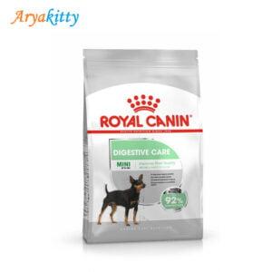 غذای سگ نژاد کوچک گوارش حساس رویال کنین