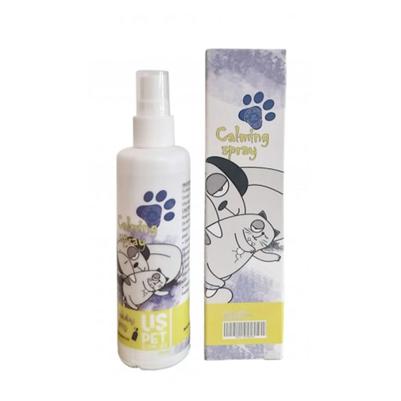 اسپری آرام بخش سگ و گربه US PET