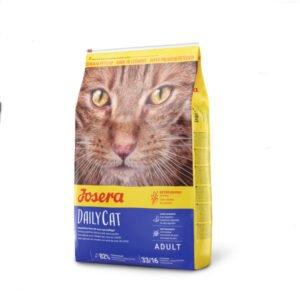 غذای گربه دیلی کت جوسرا